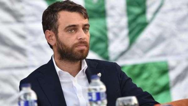 Bursaspor 2. Başkanı Emin Adanur: Bursaspordan taraf olun, ekmek yediğiniz yere ihanet etmeyin