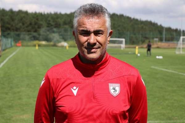 Mehmet Altıparmak: Bu sene hedefimiz şampiyonluk