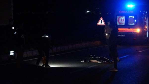 Uşakta trafik kazası: 1 ölü