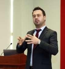 Trakya Üniversitesi'nin yeni genel sekreter yardımcısı, İşçimen oldu