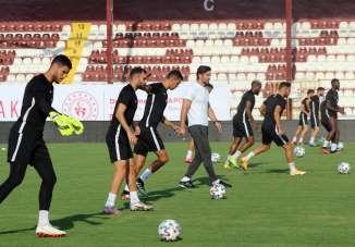 Hatayspor, Kasımpaşa maçı hazırlıklarını tamamladı