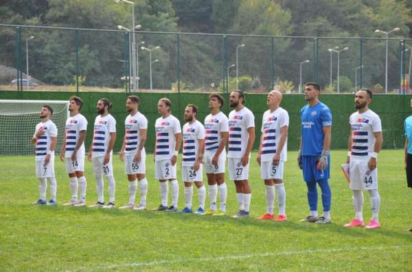 TFF 2. Lig: Hekimoğlu Trabzon FK: 4 - Amed Sportif: 1