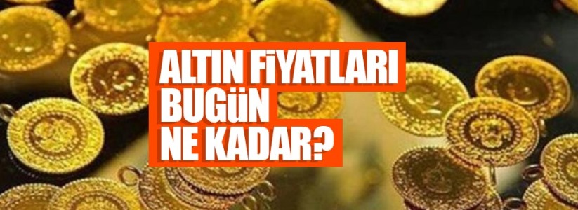 Altın fiyatları ne kadar oldu? 25 Ekim gram altın