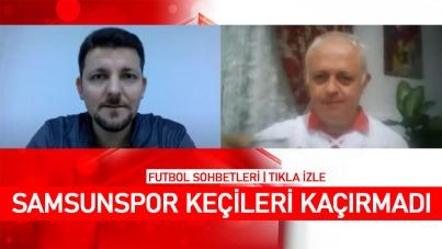 Samsunspor Keçileri Kaçırmadı: 4-2