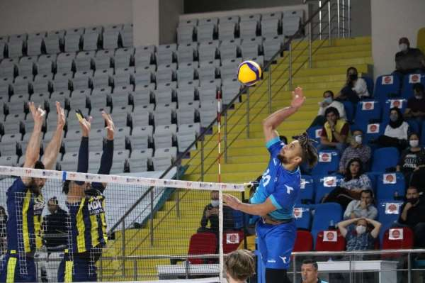 Efeler Ligi: Afyon Belediye Yüntaş: 1 - Fenerbahçe HDI Sigorta: 3