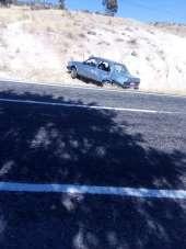 Gercüş'te trafik kazası: 3 yaralı