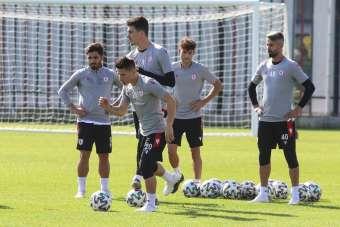 Samsunspor'da Adana Demirspor hazırlıkları başladı