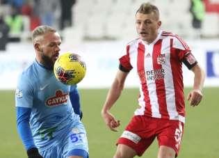 Sivasspor ile Rizespor 17. randevuda