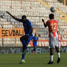 TFF 1. Lig: Adanaspor: 1 - Tuzlaspor: 1 (İlk yarı sonucu)