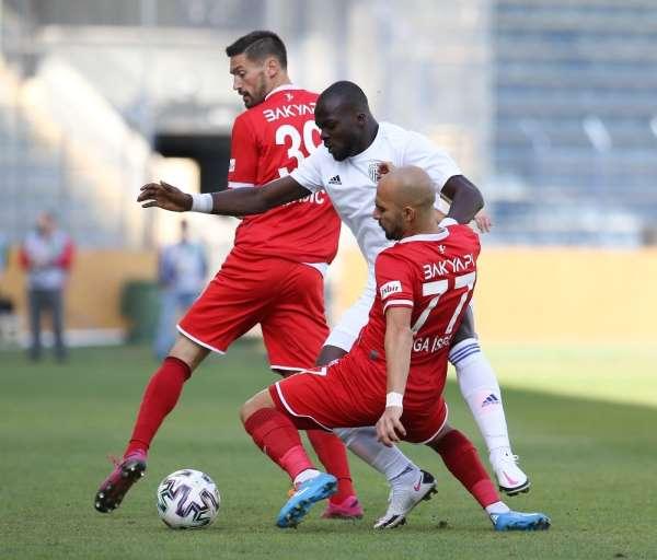 TFF 1. Lig: Ankaraspor: 1 - Balıkesirspor: 2