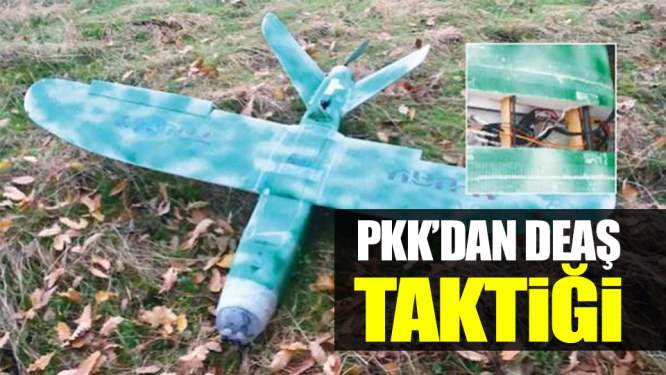 PKK'dan DEAŞ Taktiği!