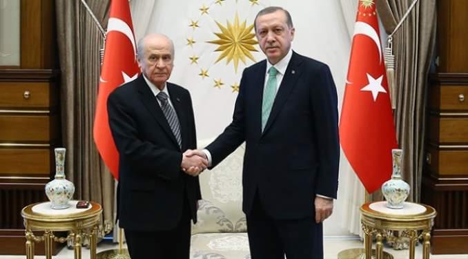 AK Parti- MHP İttifakı CHP'ye 8 İl Kaybettiriyor!