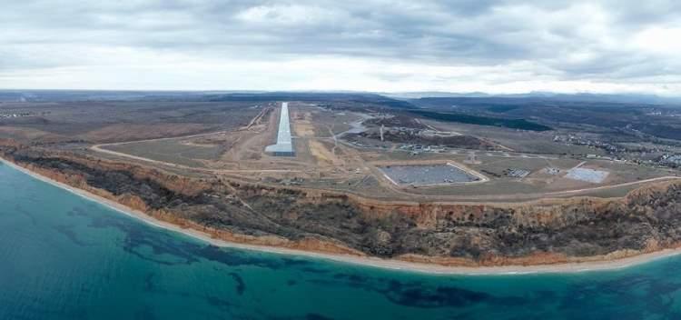 Rusya, Kırım'a Askeri Havalimanı İnşa Etti