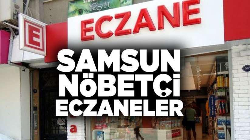 25 Kasım Samsun Nöbetçi Eczaneler, İlkadım, Atakum nöbetçi eczane
