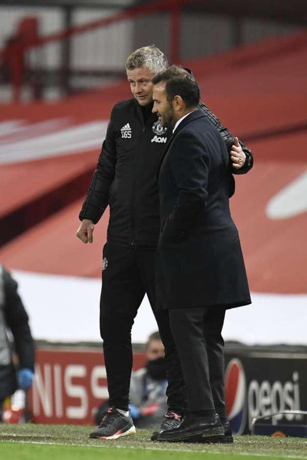 Solskjaer: 'Maçı kazandığımız için çok mutluyuz'