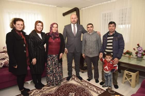 Samsun Haberleri: Tekkeköy'den sosyal belediyecilik