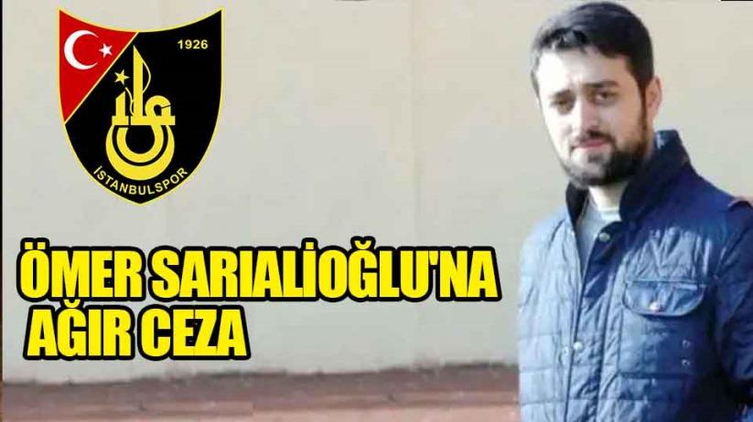 Ömer Sarıalioğlu'na Ağır Ceza