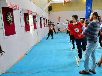 Okullararası Yıldızlar Dart Türkiye Şampiyonası sona erdi