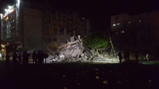İsrail'in Gazze'ye saldırısı sürüyor