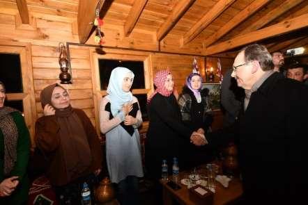 Başkan Şahin: 'Atakum'u gelecekte daha güzel hale getirmek için yola çıktık'