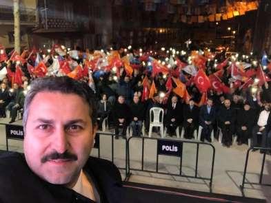 Başkan Eroğlu: 'Cumhurun zararına bir tek cümle dahi etmedik, etmeyeceğiz'