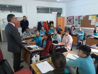 Fatsa İlçe Milli Eğitim Müdürü Atinkaya: 'Hedefimiz en iyi eğitimi vermek'