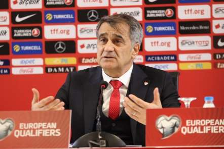 Şenol Güneş: 'Yanlışlarımızı görürsek Fransa maçına daha iyi çıkarız'