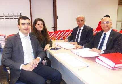 Türkiye'nin AB sürecine Çerkezköy TSO'dan katkı