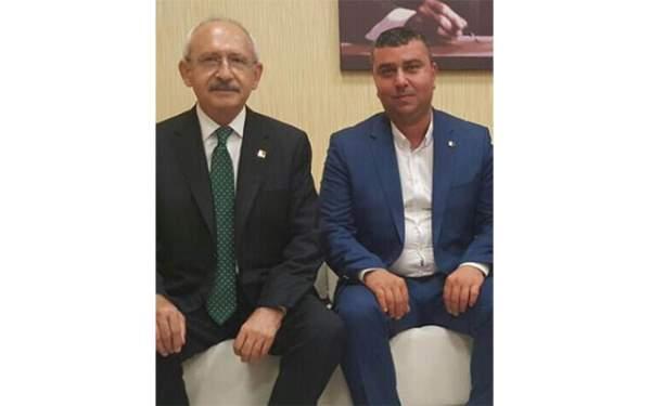CHP'nin ilçe başkanı öldürüldü