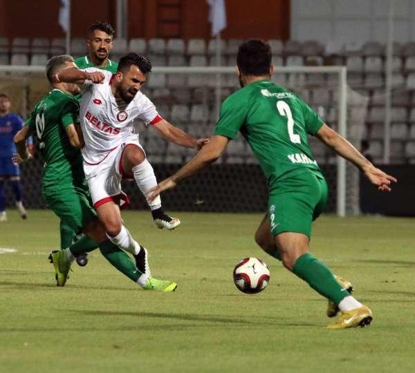Spor Toto 3 Lig: Yeni Çorumspor: 1 - Serik Belediyespor: 1