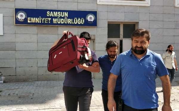 Samsun'da, TSK'daki FETÖ yapılanmasından 1 üsteğmene gözaltı