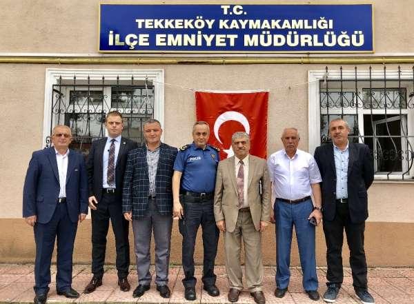 Tekkeköy Kent Konseyi Başkanı Sert: 'Elimizi taşın altına koymaya hazırız'