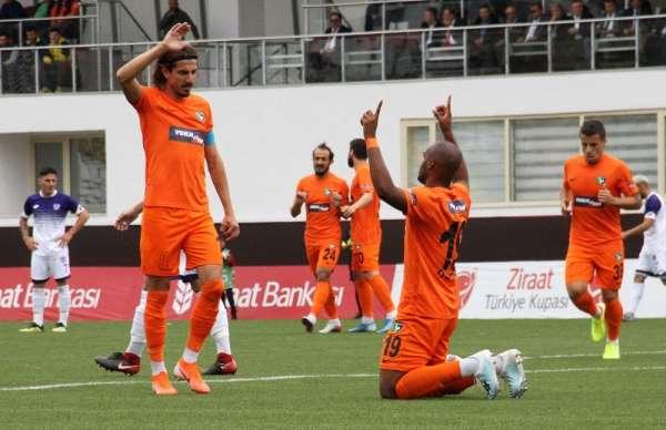 Ziraat Türkiye Kupası: Hacettepe: 0 - Yukatel Denizlispor: 4