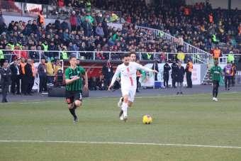 Süper Lig: Denizlispor: 0 - Antalyaspor: 3 (Maç sonucu)