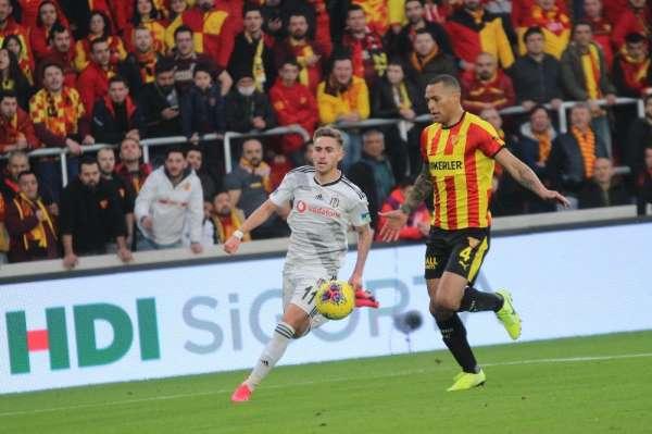 Süper Lig: Göztepe: 2 - Beşiktaş: 1 Maç sonucu