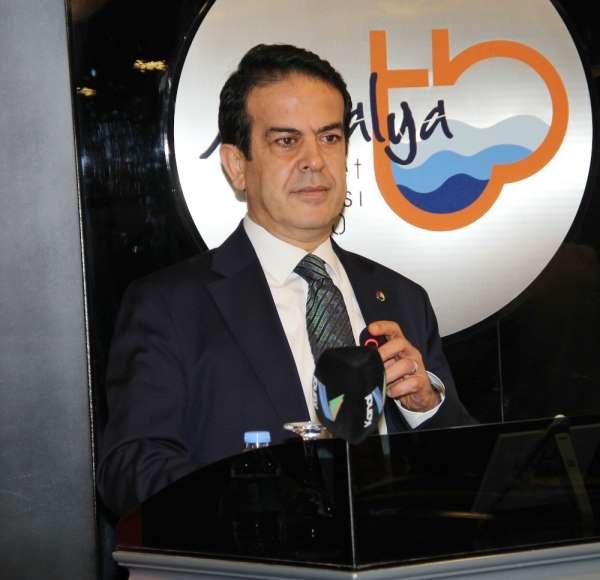 ATB Başkanı Çandır'dan domateste kota açıklaması: ' Kota kaldırılsın'