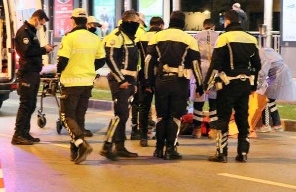İzmir'de trafik kazası: 1 ölü