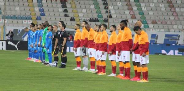 Lider Galatasarayın konuğu BB Erzurumspor