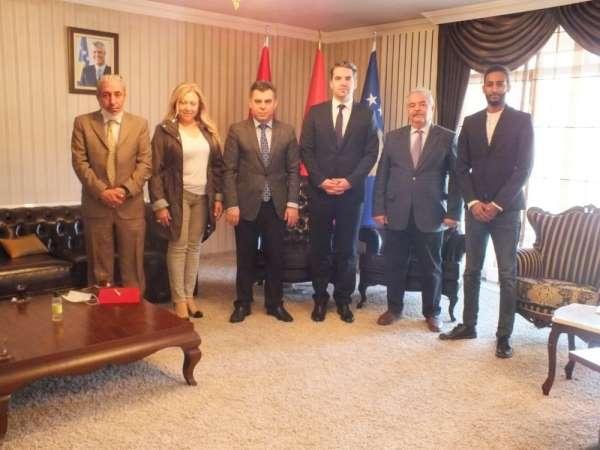 SANKONdan Dominik ve Kosova büyükelçiliklerine çıkarma