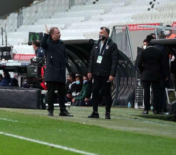 Süper Lig: Beşiktaş: 3 - Y Denizlispor: 0 Maç sonucu