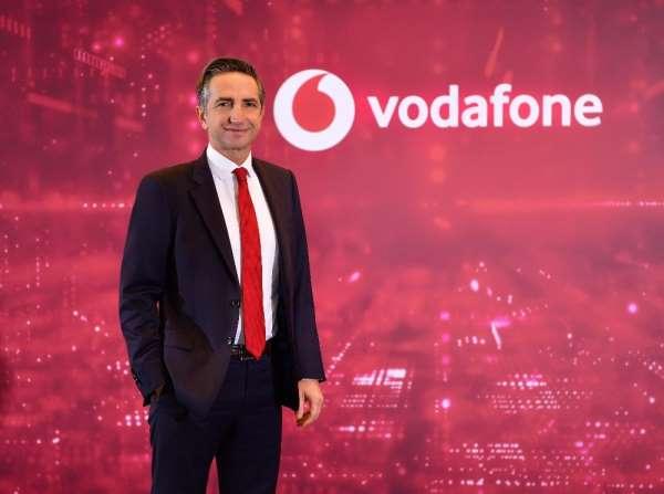 Vodafone Türkiyeden 15 yılda 25 milyar TL yatırım