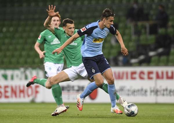 Almanya Bundesliga: WBremen: 0 - Mönchengladbach: 0