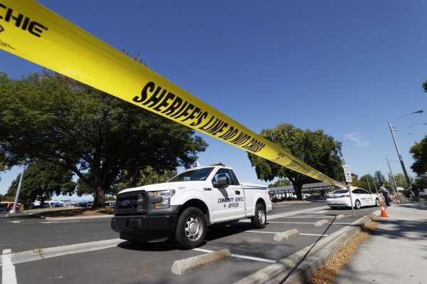 ABDdeki silahlı saldırının bilançosu belli oldu: 9 ölü