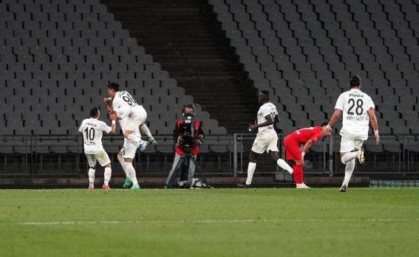 Altay, Süper Lige İstanbulda veda etti, yine İstanbulda yükseldi