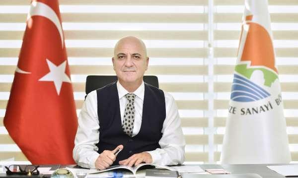 Antalya OSBde üretim yapan 6 firma, Türkiyenin en büyük 500 sanayi kuruluşu arasında yer aldı.
