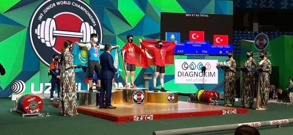 ASKİ Sporlu Muhammed Furkan Özbek olimpiyat vizesi aldı