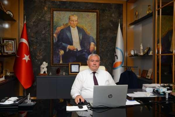 ATSO Başkanı Çetin:Turizm olmadıkça 2 afet birden var demektir