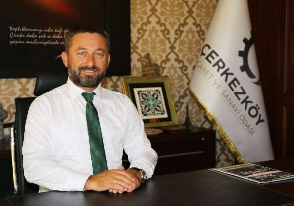 Çerkezköy TSO DTİM hizmetine devam ediyor