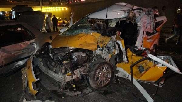 Diyarbakırdaki kazada ölü sayısı 3e yükseldi