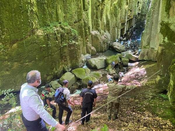 Kayalıdere Şelaleleri, turizme kazandırılıyor
